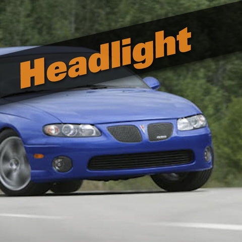 Pontiac GTO HID Kit (Headlight)
