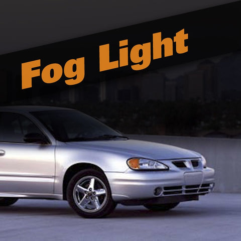 Pontiac Grand Am HID Xenon Fog Light Kit