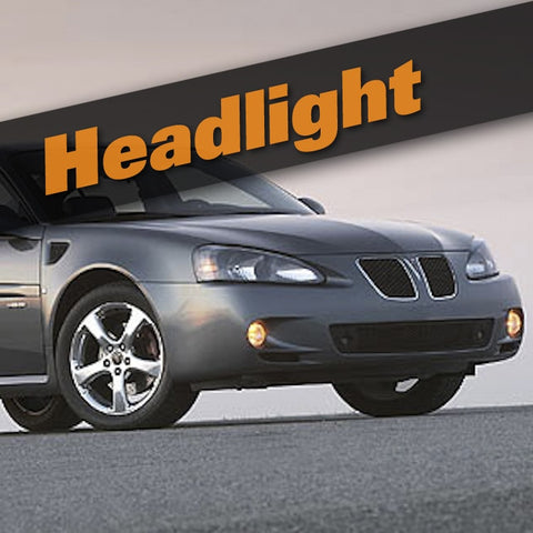 Pontiac Grand Prix HID Kit