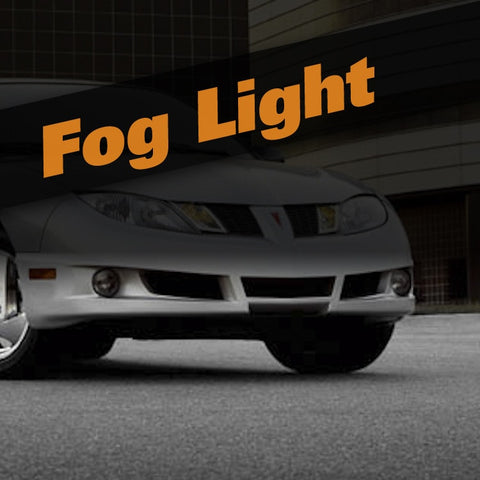 Pontiac Sunfire HID Xenon Fog Light Kit