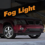 Pontiac Torrent HID Xenon Fog Light Kit