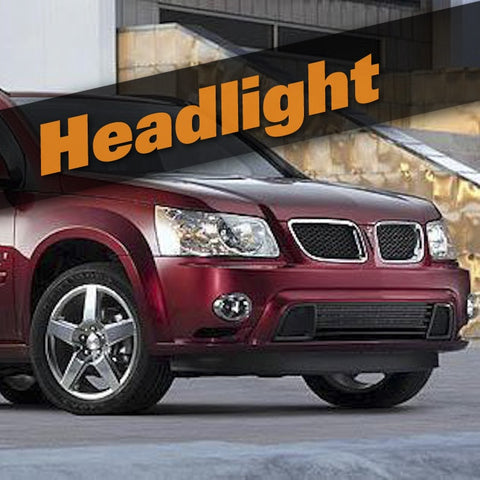 Pontiac Torrent HID Kit