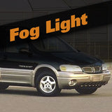 Pontiac Trans Sport HID Xenon Fog Light Kit