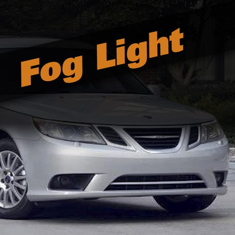 Saab 9-3 HID Xenon Fog Light Kit