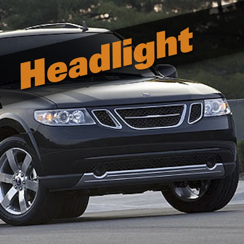 Saab 9-7X HID Kit (Headlight)