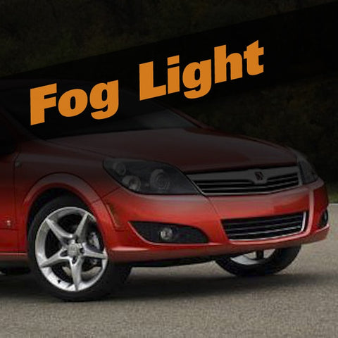 Saturn Astra HID Xenon Fog Light Kit