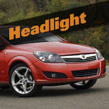 Saturn Astra HID Kit (Headlight)