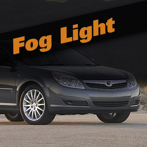 Saturn Aura HID Xenon Fog Light Kit