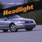 Saturn L-Series HID Kit (Headlight)