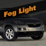 Saturn Outlook HID Xenon Fog Light Kit