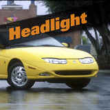 Saturn SC HID Kit (Headlight)