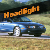Saturn SL HID Kit (Headlight)