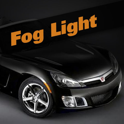 Saturn Sky HID Xenon Fog Light Kit