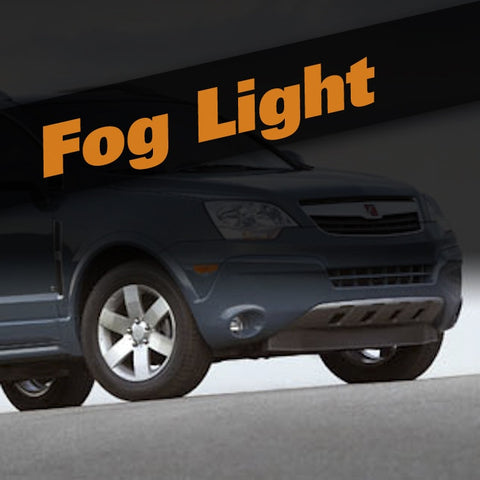 Saturn Vue HID Xenon Fog Light Kit