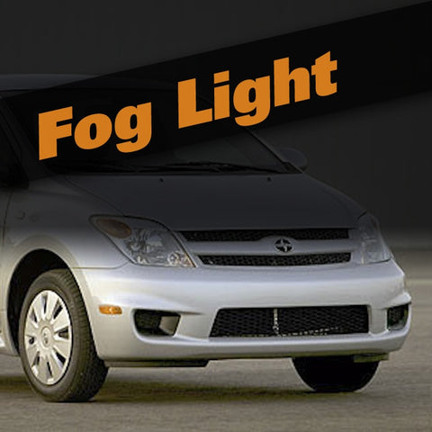 Scion xA HID Xenon Fog Light Kit