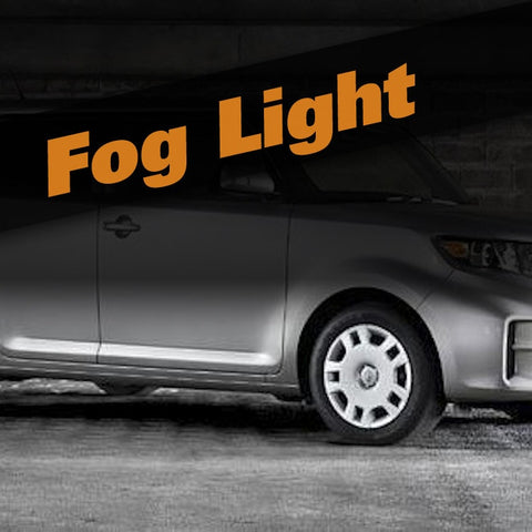 Scion xB HID Xenon Fog Light Kit