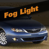 Subaru Impreza HID Xenon Fog Light Kit