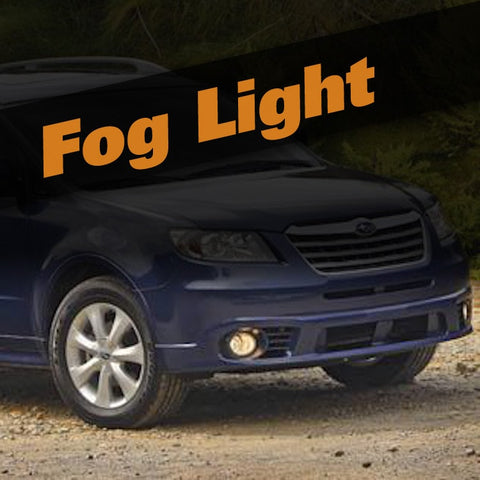 Subaru Tribeca HID Xenon Fog Light Kit