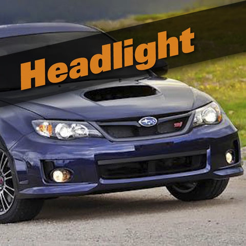 Subaru WRX STI HID Kit (Headlight)