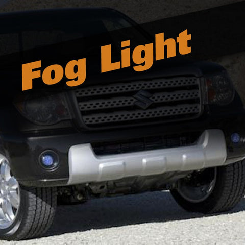 Suzuki Equator HID Xenon Fog Light Kit