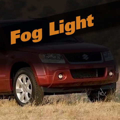 Suzuki Grand Vitara HID Xenon Fog Light Kit