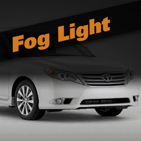 Toyota Avalon HID Xenon Fog Light Kit