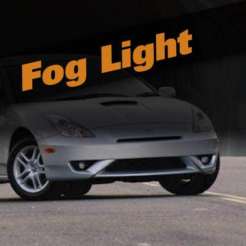Toyota Celica HID Xenon Fog Light Kit