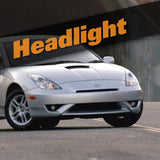 Toyota Celica HID Kit (Headlight)