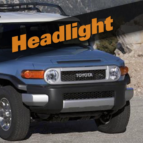 Toyota FJ Cruiser HID Kit