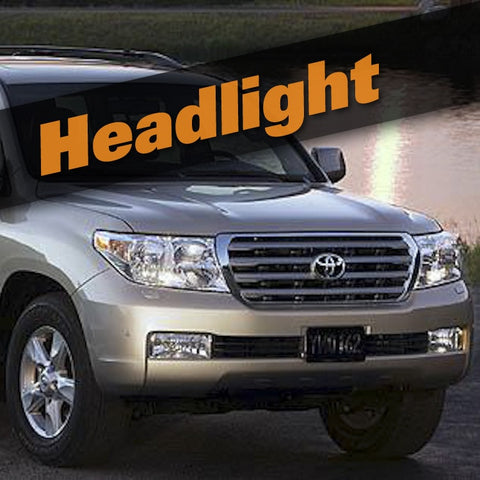 Toyota Land Cruiser HID Kit (Headlight)