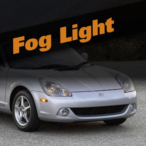 Toyota MR2 HID Xenon Fog Light Kit