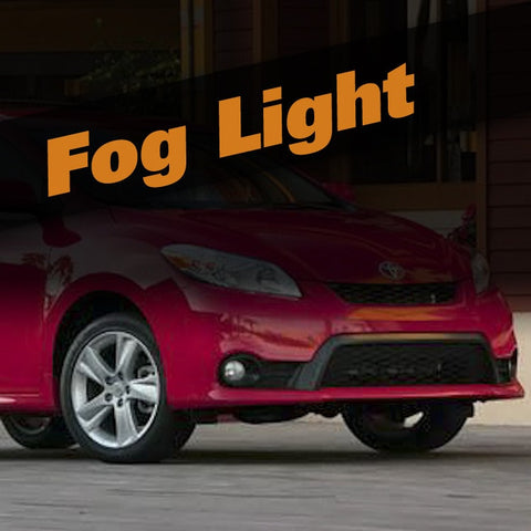 Toyota Matrix HID Xenon Fog Light Kit
