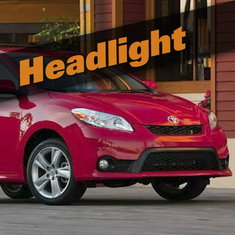 Toyota Matrix HID Kit (Headlight)