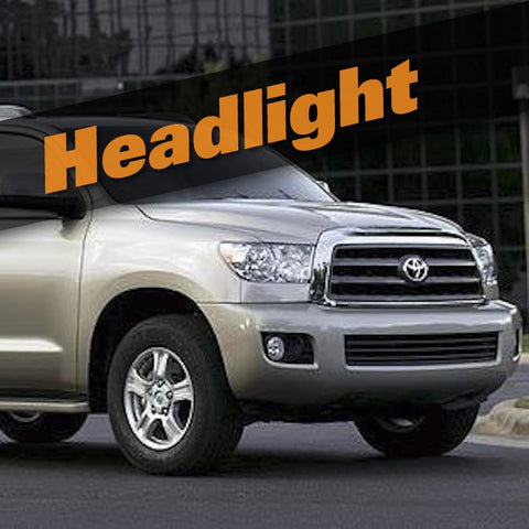 Toyota Sequoia HID Kit