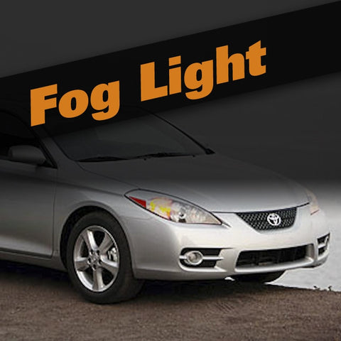 Toyota Solara HID Xenon Fog Light Kit
