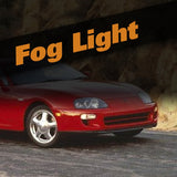 Toyota Supra HID Xenon Fog Light Kit