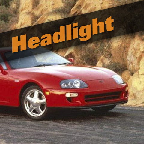 Toyota Supra HID Kit (Headlight)
