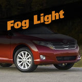 Toyota Venza HID Xenon Fog Light Kit