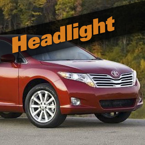Toyota Venza HID Kit (Headlight)