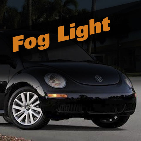 Volkswagen Beetle HID Xenon Fog Light Kit
