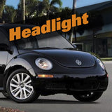 Volkswagen Beetle HID Kit (Headlight)