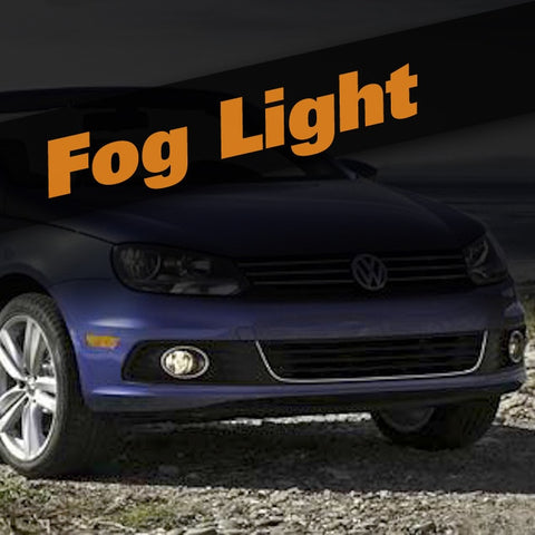 Volkswagen Eos HID Xenon Fog Light Kit
