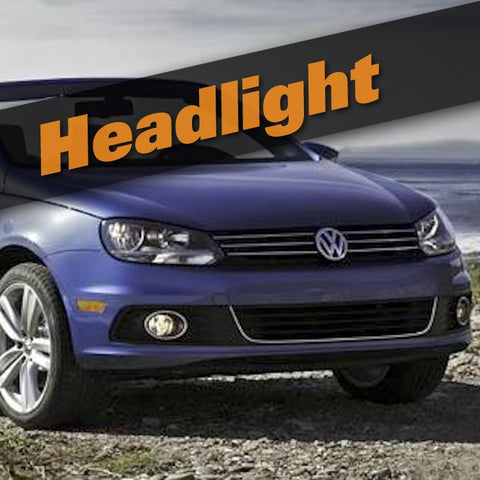 Volkswagen Eos HID Kit (Headlight)