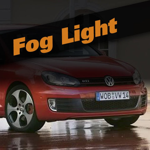 Volkswagen GTI HID Xenon Fog Light Kit