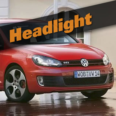 Volkswagen GTI HID Kit (Headlight)