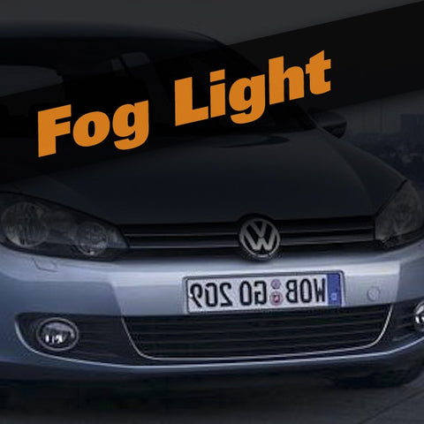 Volkswagen Golf HID Xenon Fog Light Kit
