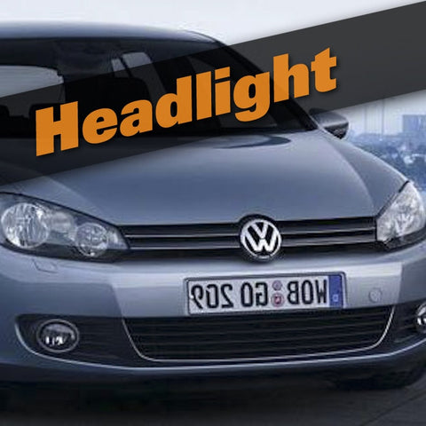 Volkswagen Golf HID Kit (Headlight)