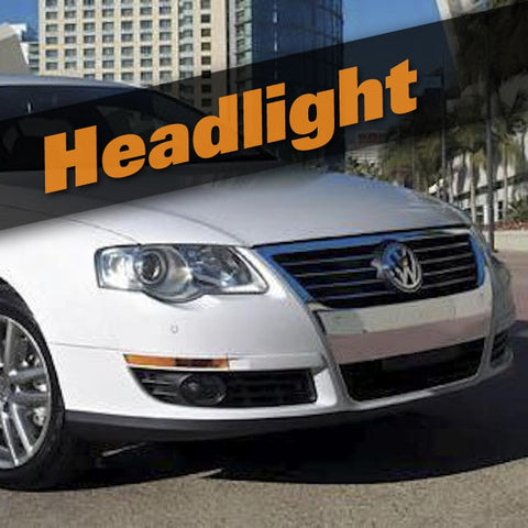 Volkswagen Passat HID Kit (Headlight)