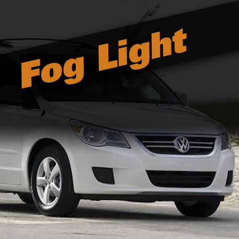 Volkswagen Routan HID Xenon Fog Light Kit