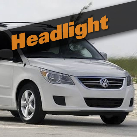 Volkswagen Routan HID Kit (Headlight)